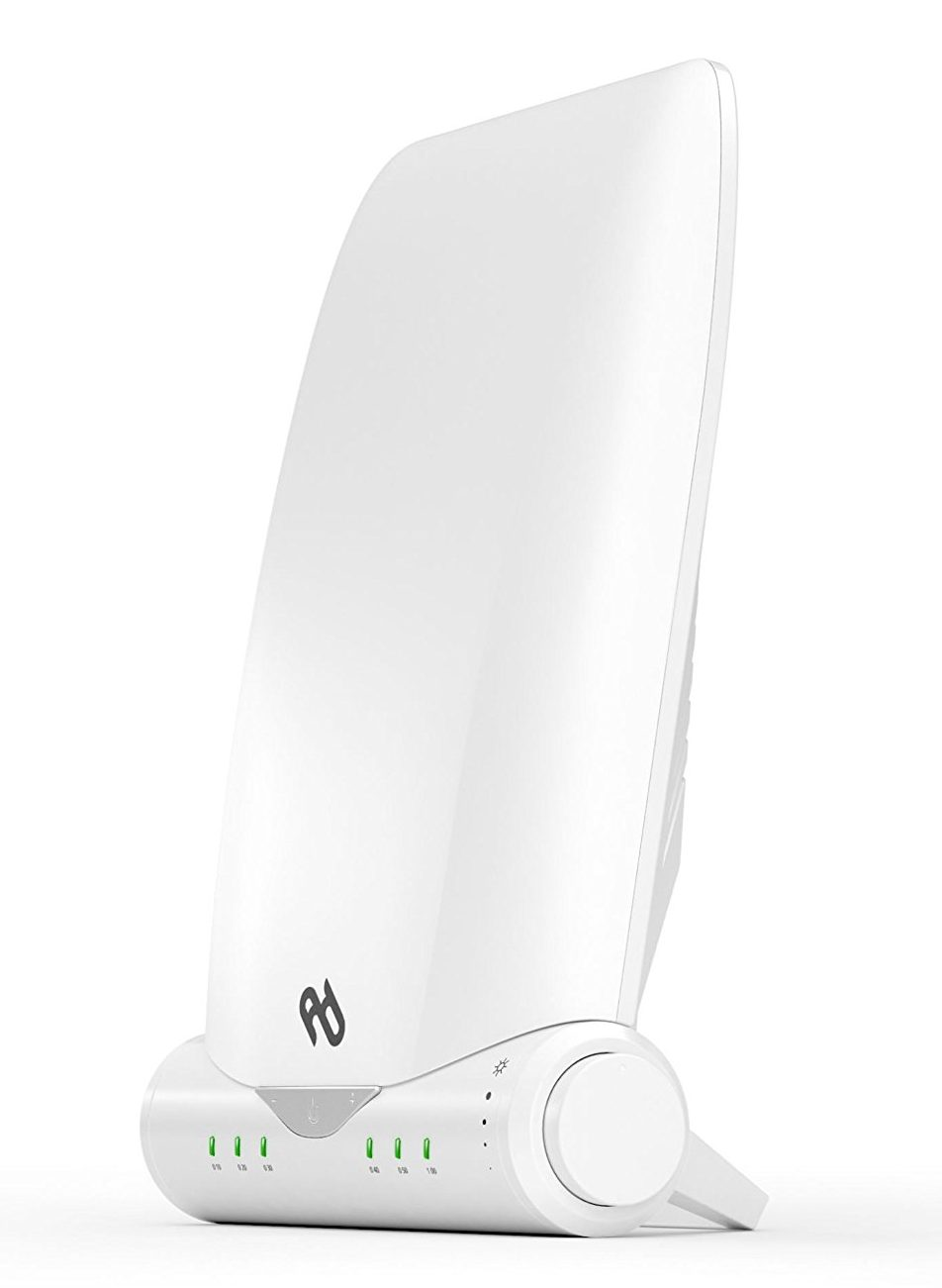 Aura Day Light Therapy Lamp Review Sad Lamps Usa