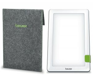 Beurer Daylight Lamp and Carrying Case Product Image