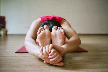 Can Yoga Cure the Winter Blues?