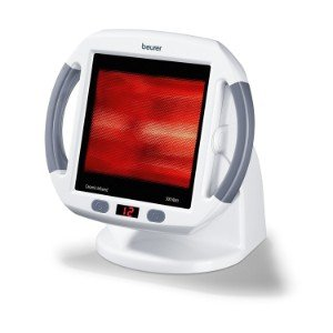 Beurer Infrared Heat Lamp for Muscle Pain and Cold Relief, Light Therapy and Portable product image