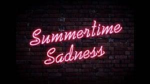 Reverse SAD: Seasonal Affective Disorder in the Summer